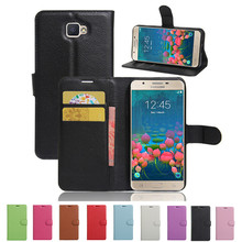 For Samsung J5 Prime SM-G570F Case Luxury PU Leather Back Cover Case For Samsung Galaxy J5 Prime Duos G570F Phone Cover Bag Skin