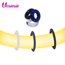 Buy 3 Pcs Penis Extender Ring Cock Lock Sperm Rings Delay Ring Penis Cock, Silicone Sex Products Toys Men Delay Ejaculation