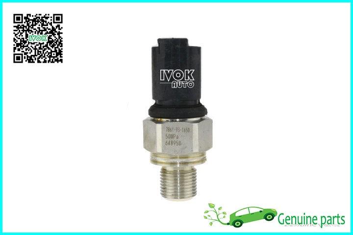 Original Hydraulic Oil Pressure Sensor For Komatsu PC600-7 7681-93-1650 7681931650 50MPa<br><br>Aliexpress