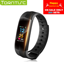 TORNTISC smart band Heart Rate Tracker fitness watch smart band gps CD02 Valentine's day gift for husband boyfriend wife men kid(China)