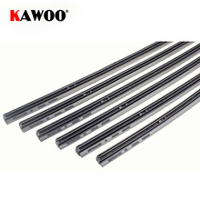"KAWOO Auto Car Wiper Strips Vehicle Insert Rubber Strip 14""-26"" 2pcs/lot for Honda Model Automotive Wiper Blade Car Accessories(China)"