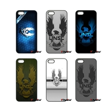 For iPod Touch iPhone 4 4S 5 5S 5C SE 6 6S 7 Plus Samung Galaxy A3 A5 J3 J5 J7 2016 2017 UNSC United Nations Space Command Case(China)