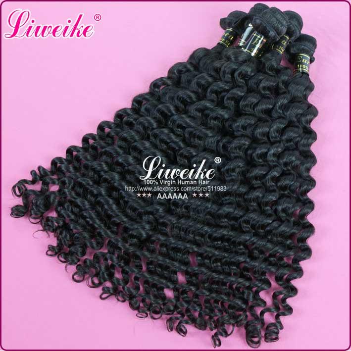 4 bundles lot mixed virgin European human hair weaves 6A grade deep weave bundles 100gram/3.5oz each bundle DHL free shipping<br><br>Aliexpress