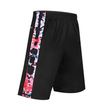 Loose basketball pants male speed dry breathable fitness training pants casual running sports shorts large size