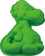 Large dinosaur mold silicone mold Fondant cake mold decoration for children birthday cake