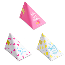 50pcs 3style paper candy favor Bag Christmas Wedding Party Sweet Cookie Chocolate gift Packaging good quality