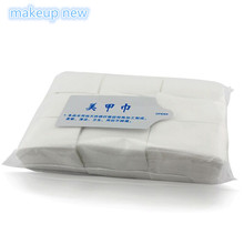 900PCS/set Hot Sale Nail Tools Bath Manicure Gel Nail Polish Remover Lint-Free Wipes 100% Cotton Napkins For Nails