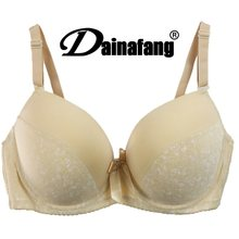 3eb78eed61 White Black Red Color Brand Women Large Bra Size 85-100D ECup Girls Floral  Lingerie Sex Lace Push Up Ladies Underwear Max Bras
