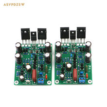 2 PCS L7 MOS FET CLASS AB Audio power amplifier Finished board IRFP240 IRFP9240 (2 channel)(China)