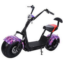 320621/1000W60V Harley electric car / electric bicycle / electric scooter / adult battery car / lithium trolley wheel