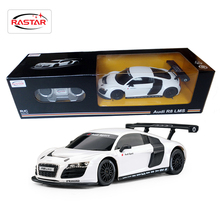Rastar 1:24 Electric Mini RC Car Radio Controlled Cars Machines On the Remote Control Toys For Boys Kids Gifts R8 46800
