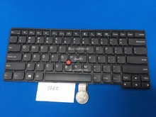 New Original for ThinkPad Lenovo T440 T440P T431S T440S T450 T450S T460 L440 L450 US English Keyboard No Backlit 04Y0862 04Y0824