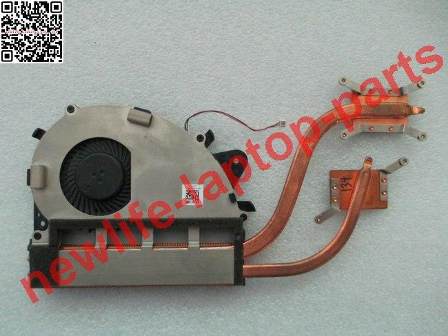 original Laptop SVS15 SVS151 CPU cooler fan heatsink 300-0101-2358 300-0101-2358_X1 KSB0605HB KSB0605HB-L101 tested freeshipping<br><br>Aliexpress