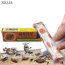 5pcs High Quality Enhanced Version Home Useful Miraculous Insecticide Chalk Kill Bug Cockroach Ant Roaches Odorless Pest Control(China)