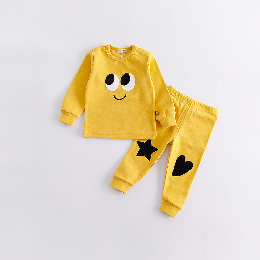 peninsula baby autumn  soft comfortable baby boy girl costume newborn climbing clothes thick cotton keep warm infant dress<br>