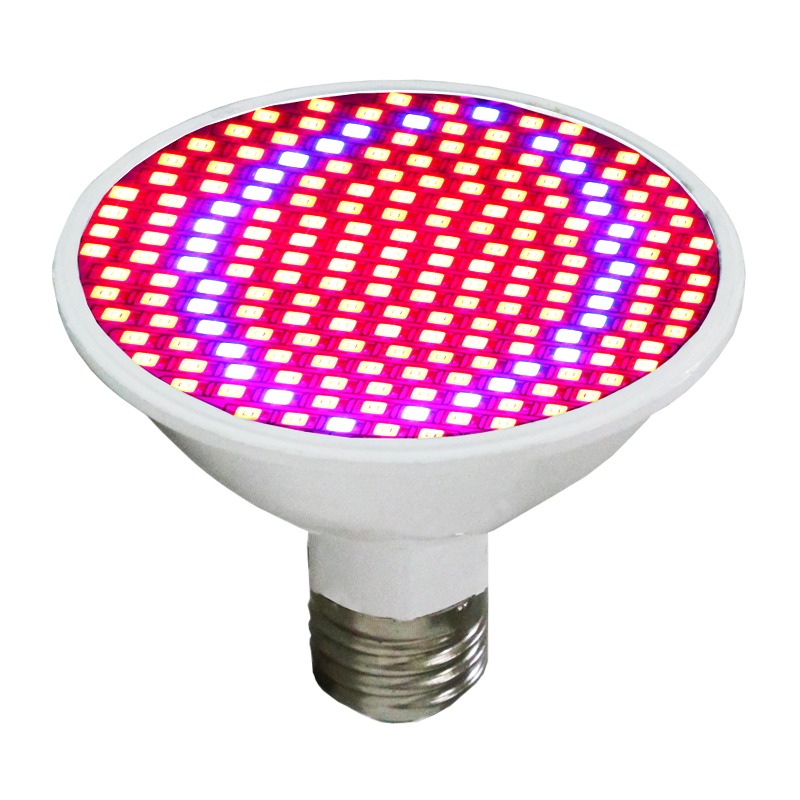E27 Base 15W 20W 30W led grow light Hydroponic lighting with Clip plants Lamps for hydroponics system indoor garden greenhouse (16)