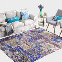 Discount Modern Carpet For Livingroom and Area Red Rug of Bathroom Bedroom Carpets Kitchen Mat Tapetes De Sala(China)