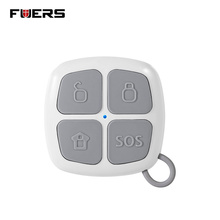 Buy Fuers 5ps 433Mhz Remote Control Alarm Key Fob G90E G90B Security Wifi Alarm System Home Alarm System Alarm Accessories Remote for $22.50 in AliExpress store