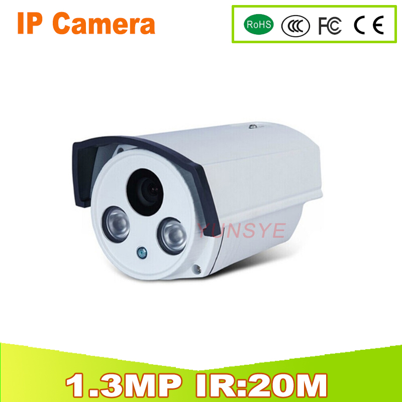 YUNSYE Free shipping 1/3 960P IP Camera Onvif 2.0 P2P 1280*960P HD IP Cam HI3518E+OV9712 1.3MP HD Network CCTV IP CAMERA<br>