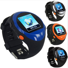 PG88 GPS Tracker Watch Mobile phone for kids Old man with Best touchscreen SOS function MP3 MP4 smart watch for kids or old man