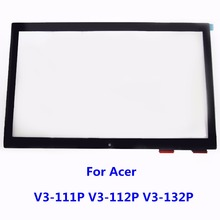"For Acer Aspire V3-111P V3-112P V3-132P 11.6"" Laptop Touch Screen Panel Digitizer Glass Lens Replacement 100% Working Well"