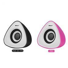 SADA Mini Stereo Bass USB 2.0 Dual Speakers Box Portable Subwoofer Speakers for Cellphone Laptop PC(China)