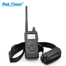 Petrainer 900-1 Electronic Remote Control Dog Training Collar Barking Controller Multi-dog Training System