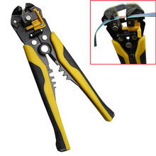 Auto Self Adjustable Automatic Cable Wire Stripper Crimping Plier Crimper Terminal Cutter Tool Stripping Pliers Tool Hand Tools(China)