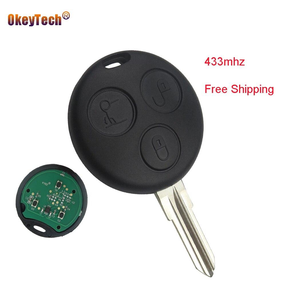 Blade SurePromise 2 Button Remote Flip Key Fob Case