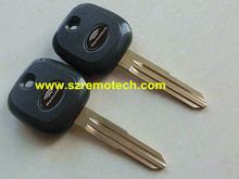 5pcs Top Quality Daihatsu Key Shell Transponder Key Cover Blanks Can Fit chip(China)
