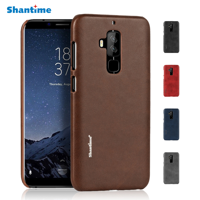 HOMTOM S8 Case HOMTOM S8 Business Case HOMTOM S8 Case Cover Leather Phone Bag Case