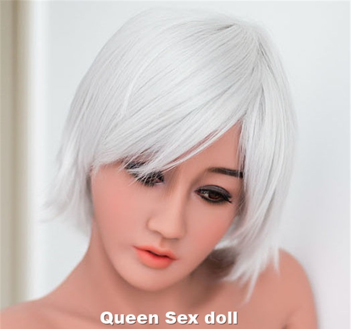 Silicone Sex Doll Head Oral Head For Love Dolls Sexual Toys Can Fit For Body From 140cm to 170cm