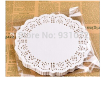"1500 Pcs 6.5"" White Round Lace Paper Doilies / Doyleys,Vintage Coasters / Placemat Craft Wedding Christmas Table Decoration"