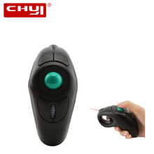 2.4G Wireless Air Mouse Laser Mouse PPT Mouse Optical finger Mini Mouse Handheld with Laser Pointer For Teacher PPT Presentation(China)