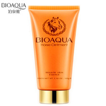 BIOAQUA Face Washing Product  wash face plant collagen facial cleanser anti wrinkle and pore shrink  Cleanser Skin Care F154