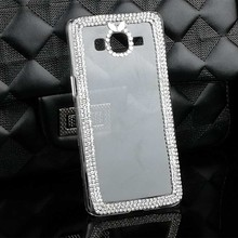 New Bling Cell Phone Case For Samsung Galaxy J3 Pro Luxury Diamond Style Mobile Phone Case For Samsung Galaxy J3 2017 2016