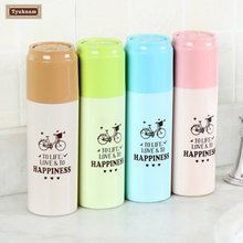 Creative Cans Design Travel Camping Toothbrush Holder Protect Brush Cap Clean Box Case Cover Cup For Bath Travel Accessories Set(China)