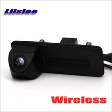 Liislee Wireless Rear Camera For Audi A1 2012~2017 / Car Reverse Parking Back Up Camera / HD Night Vision / DIY Easy I(China)