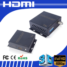 HDMI modulator DVB-T Modulator Convert HDMI Extender signal to digital TO TV Receiver Support RF Output satlink ws-6990(China)