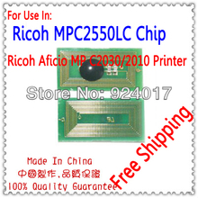 Reset Toner Chip For Ricoh Aficio MP C2010 C2030 C2050 Copier,For Ricoh MPC2010 MPC2030 MPC2050 MPC 2010 2030 2050 Toner Chip(China)