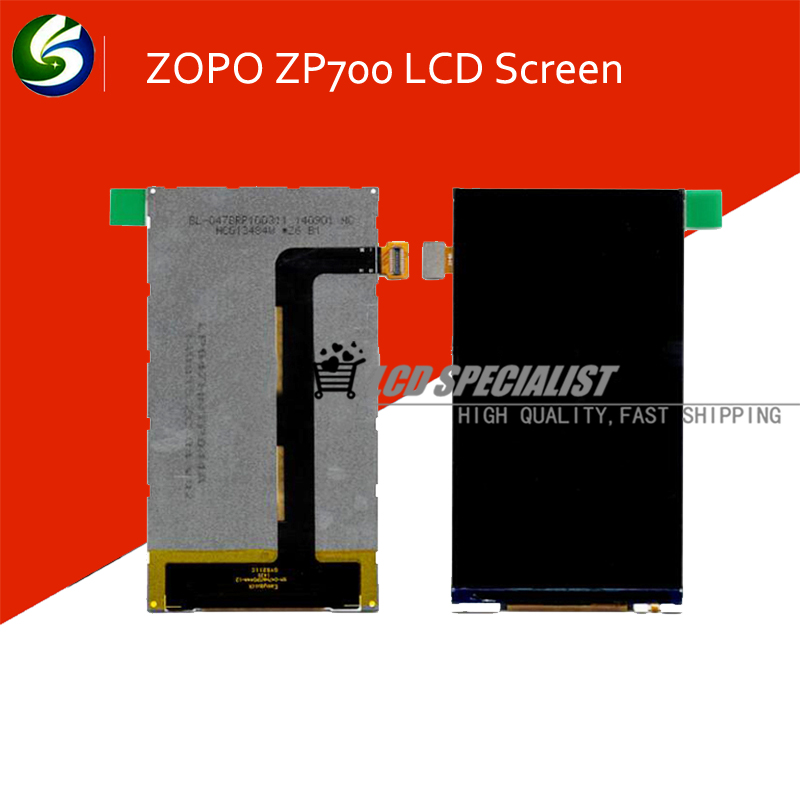 New Original 4.7 For ZOPO ZP700 LCD Display Screen Panel Repartment With Tracking No.<br><br>Aliexpress