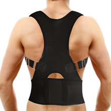 Hot Sales Magnetic Back Posture Corrector Belt For Men Women Back Straightener Shoulder Belt Correcteur De Posture Pour Femme