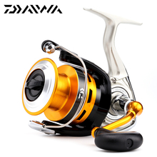 100% Original Daiwa 2016 New CREST 2000A 2500A 3000A 4000A Spinning Fishing Reel 5.3:1 3+1BB Front Drag Carp Fishing reel(China)