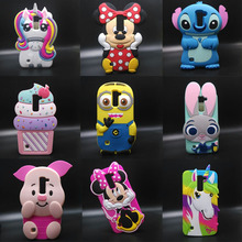 Cute cartoon Stitch Mobile Phone Cases Patter For LG K10 soft Silicone back shell Cover for LG K 10 Case Minnie unicorn ...