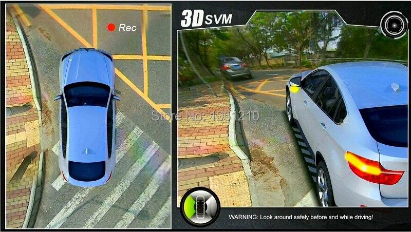 360 panoramic camera DV360_3D_960P_4