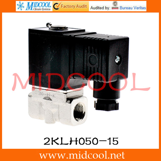 Original AirTAC Fluid control valve 2KL Series(Direct-acting and normally opened) 2KLH050-15<br><br>Aliexpress