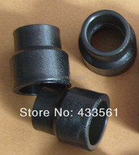 Standard GB13663.2 PE socket reducer DN50X25 Fittings connector parts for water pipeline and other fluid Tube pump connecting