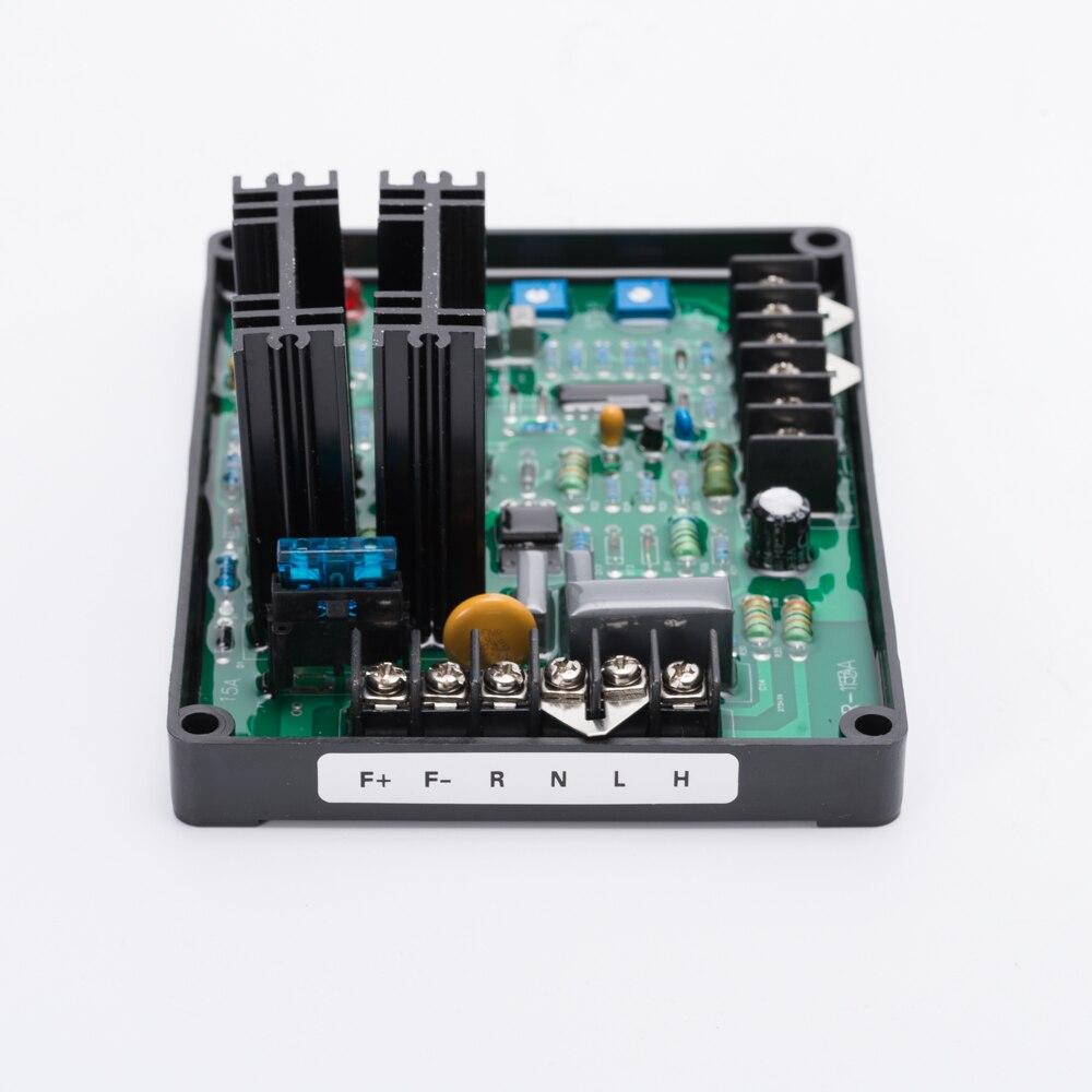 Generator AVR GAVR 15a with plug in<br>