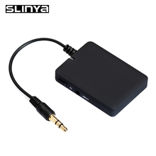 3.5mm Wireless Bluetooth A2DP Stereo Music Audio Transmitter for Mp3 Mp4 CD Player PC(China)