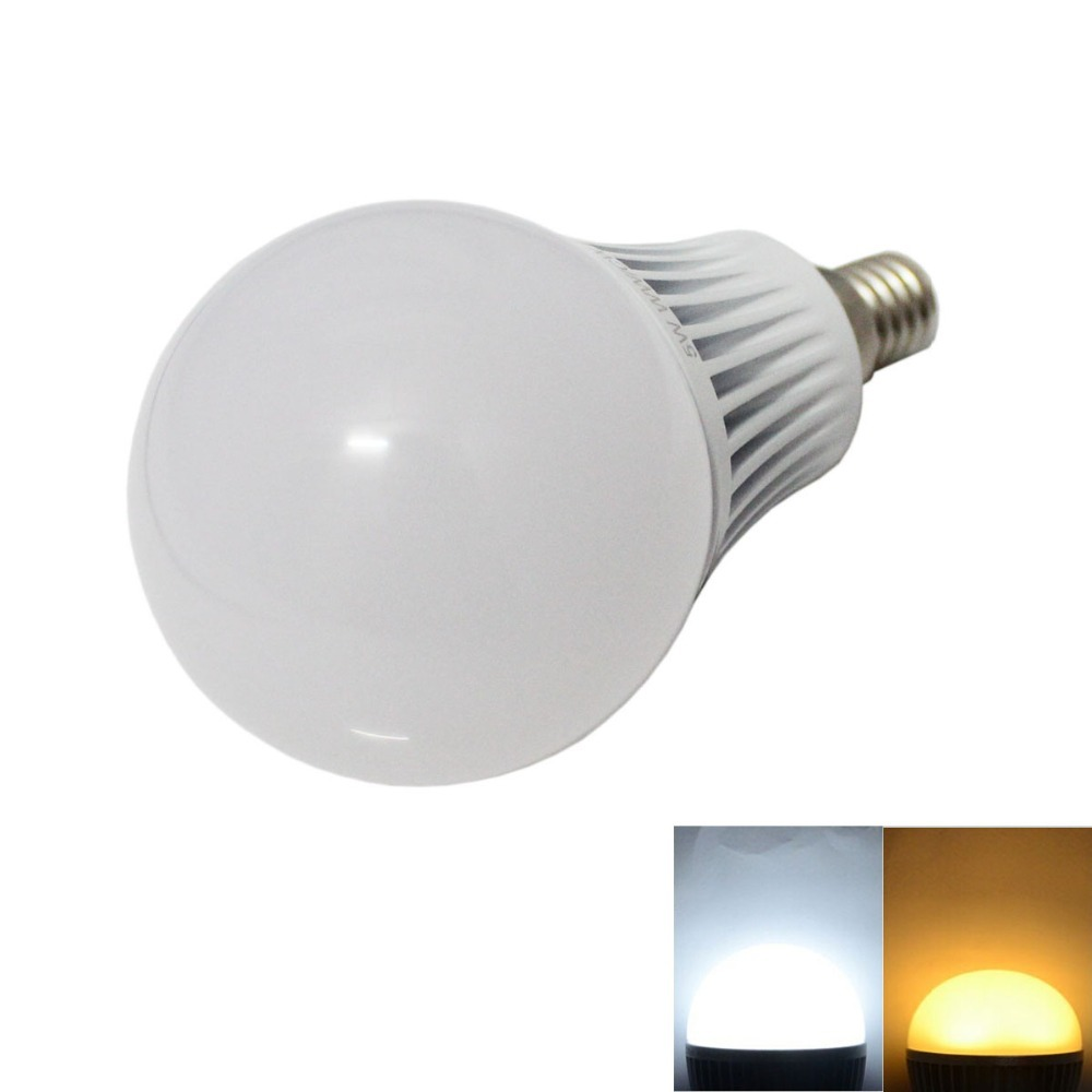 LED bulb Light E14 5w 2.4G 85-265V 110V 220V 2.4G Dimmable SMD 5730 Led Color Temperature Adjustable Bulb<br><br>Aliexpress